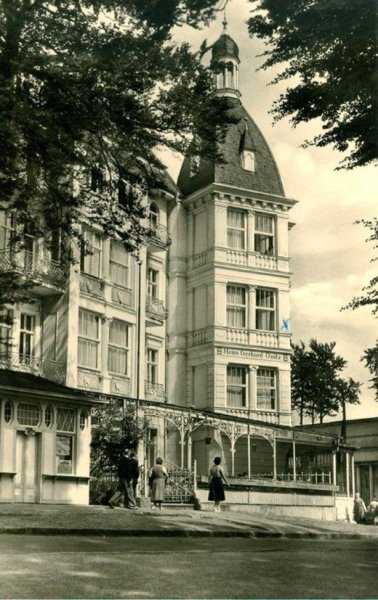Hotel Stadt Berlin Usedom